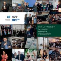 Jubileuszowy Album z okazji 10-lecia działalności PSPP
